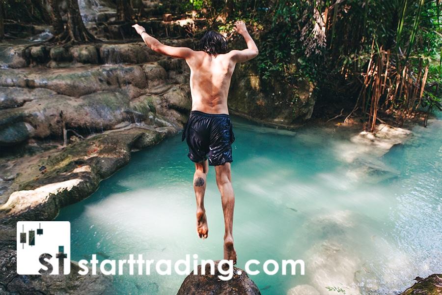 start trading online
